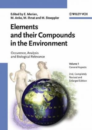 表紙 Elements and their Compounds in the Environment