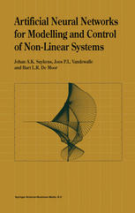 Book cover Artificial Neural Networks for Modelling and Control of Non-Linear Systems