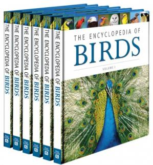 Book cover Encyclopedia of Birds