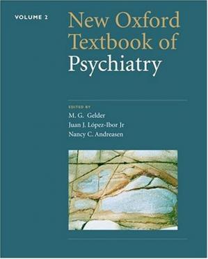 书籍封面 New Oxford Textbook of Psychiatry (2 Volume Set)