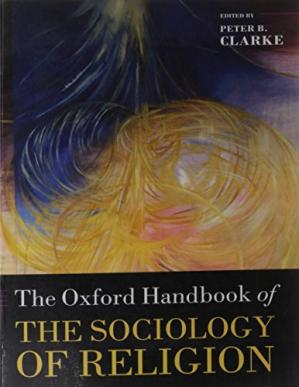 Book cover The Oxford Handbook of the Sociology of Religion