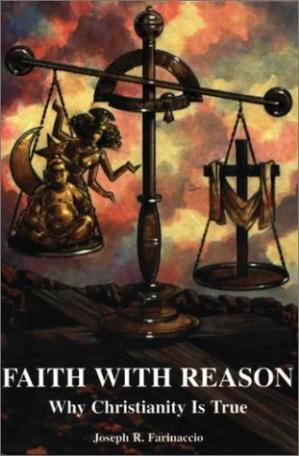 Copertina Faith with Reason: Why Christianity Is True