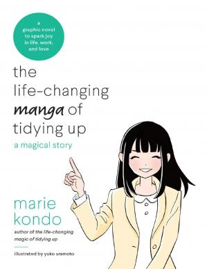 Book cover The Life-Changing Manga of Tidying Up: A Magical Story