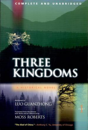 Book cover Three Kingdoms