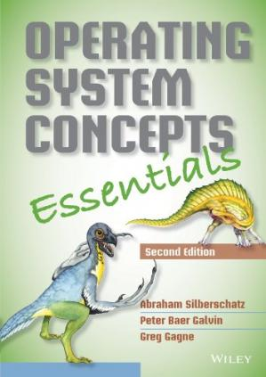 Book cover Operating System Concepts Essentials