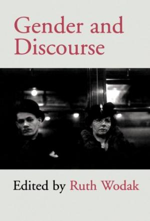 Обложка книги Gender and Discourse (Sage Studies in Discourse)