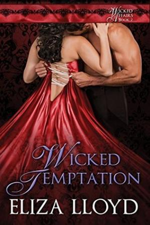 Book cover Wicked Temptation