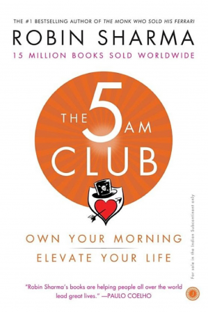 Kitap kapağı The 5 AM Club