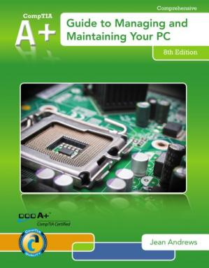 Copertina A+ Guide to Managing & Maintaining Your PC