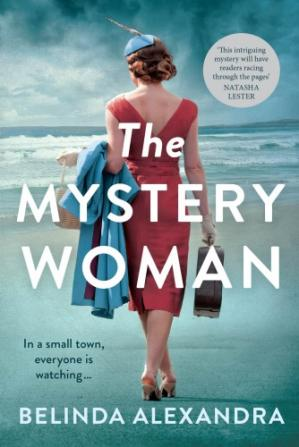 Book cover The Mystery Woman