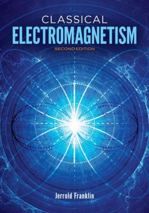 Book cover Classical Electromagnetism.Second edition