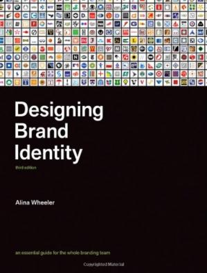 Book cover Designing Brand Identity: An Essential Guide for the Whole Branding Team