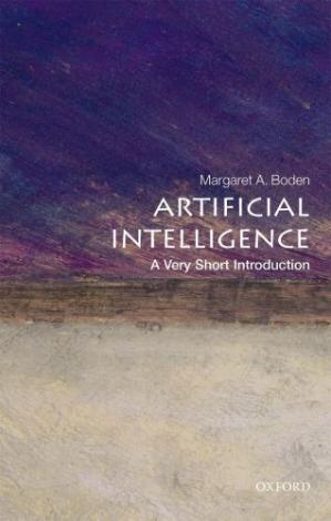 Book cover Artificial Intelligence: A Very Short Introduction