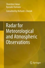 Book cover Radar for Meteorological and Atmospheric Observations