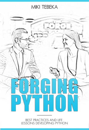 Book cover Forging Python