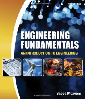 Book cover Engineering Fundamentals: An Introduction to Engineering, Fourth Edition
