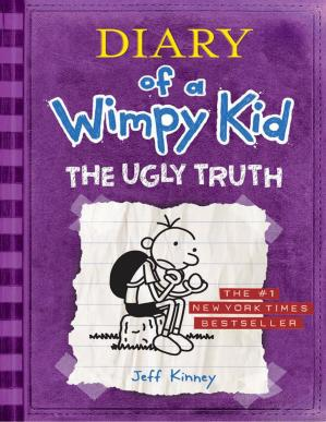 Обложка книги Diary of a Wimpy Kid; The Ugly Truth