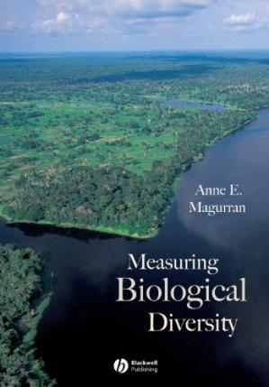 Copertina Measuring Biological Diversity