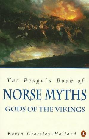 Book cover The Penguin Book of Norse Myths: Gods of the Vikings