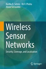 Copertina Wireless Sensor Networks: Security, Coverage, and Localization