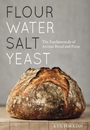 غلاف الكتاب Flour Water Salt Yeast  The Fundamentals of Artisan Bread and Pizza