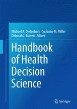 Book cover Handbook of Health Decision Science