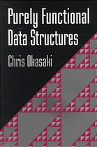 पुस्तक कवर Purely functional data structures