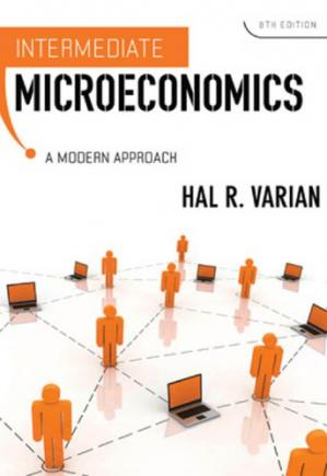 书籍封面 Intermediate.Microeconomics-A.Modern.Approach