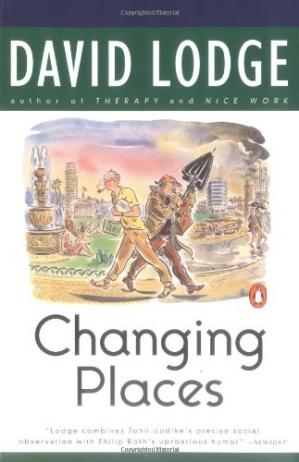 Book cover Changing Places: A Tale of Two Campuses