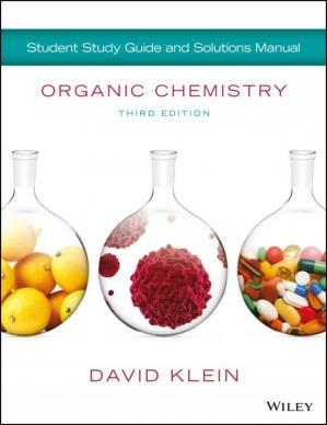 Book cover Organic Chemistry Student Solution Manual