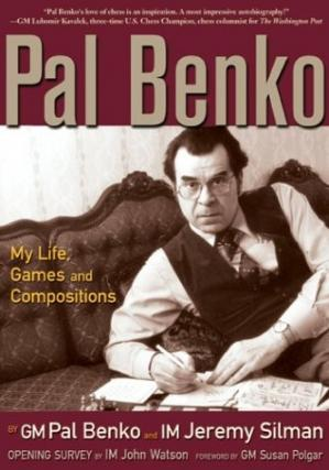 Copertina Pal Benko: my life, games, and compositions