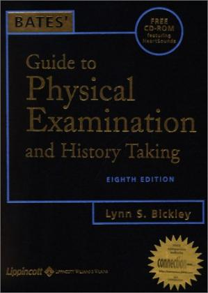 Εξώφυλλο βιβλίου Bates' Guide to Physical Examination & History Taking