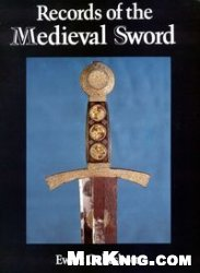 Book cover Records of the Medieval Sword