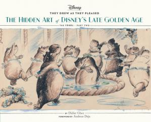 书籍封面 They Drew as They Pleased Vol. 3: The Hidden Art of Disney's Late Golden Age (The 1940s — Part Two)
