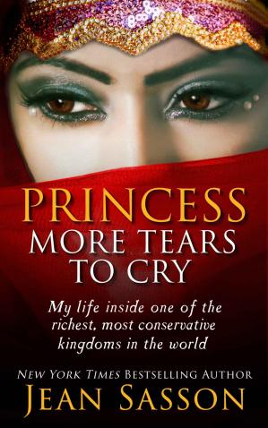 Book cover Princess, More Tears to Cry