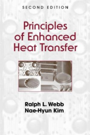 Обложка книги Principles of Enhanced Heat Transfer