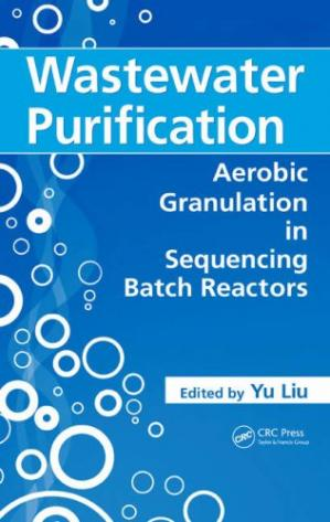 Обложка книги Wastewater Purification Aerobic Granulation in Sequencing Batch Reactors