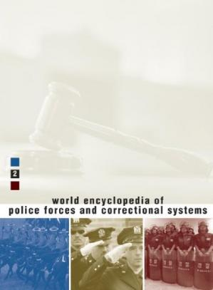 Portada del libro World Encyclopedia of Police Forces and Correctional Systems
