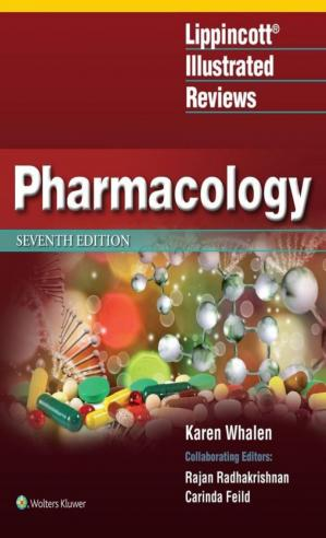 Sampul buku Lippincott Illustrated Reviews: Pharmacology