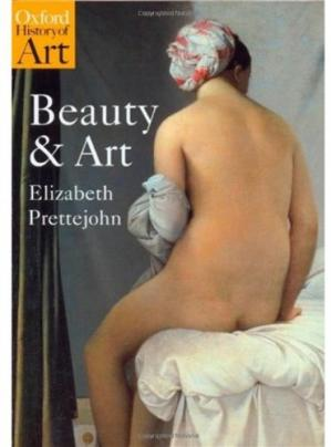 Book cover Beauty and art, 1750-2000