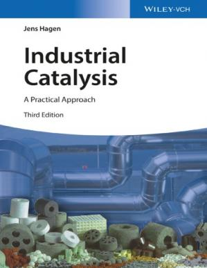 Book cover Industrial Catalysis : A Practical Approach