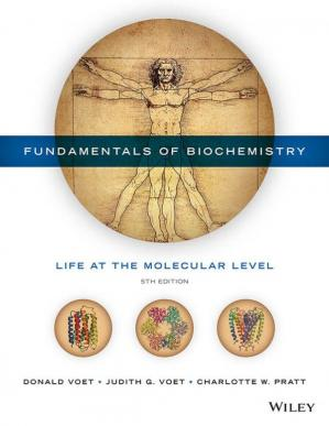 Book cover Fundamentals of Biochemistry: Life at the Molecular Level