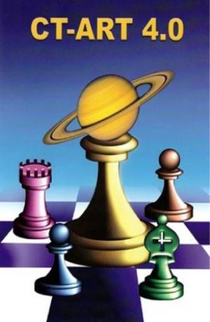 Portada del libro CT-Art 4.0 Chess Tactic Art