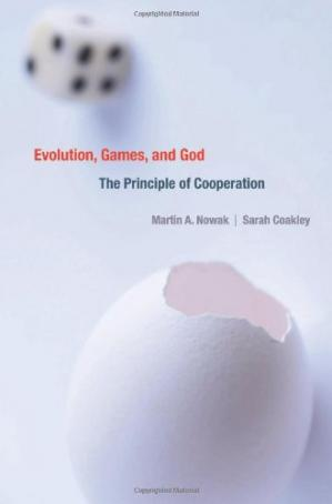 Book cover Evolution, Games, and God: The Principle of Cooperation