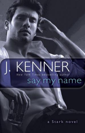 Book cover Say My Name