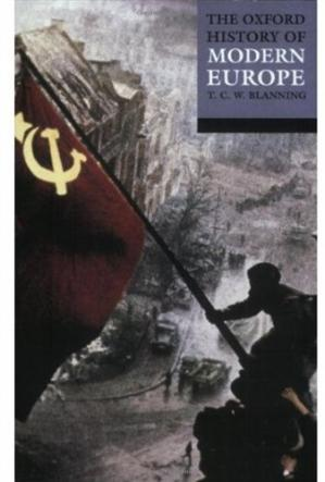 Copertina The Oxford History of Modern Europe