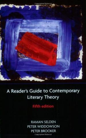 Buchdeckel A Reader's Guide to Contemporary Literary Theory (5th Edition)