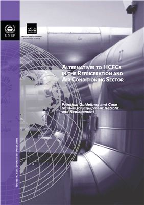 Book cover Alternatives to HCFCs in the refrigeration and Air Conditioning Sector