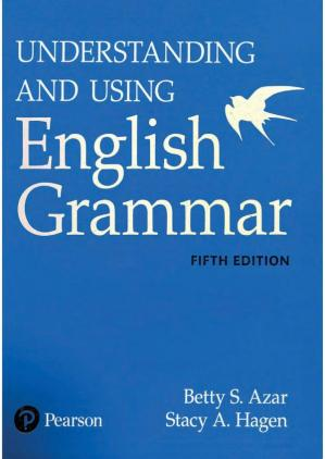 Book cover Understanding and using English grammar