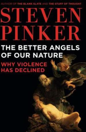 Portada del libro The Better Angels of Our Nature: Why Violence Has Declined
